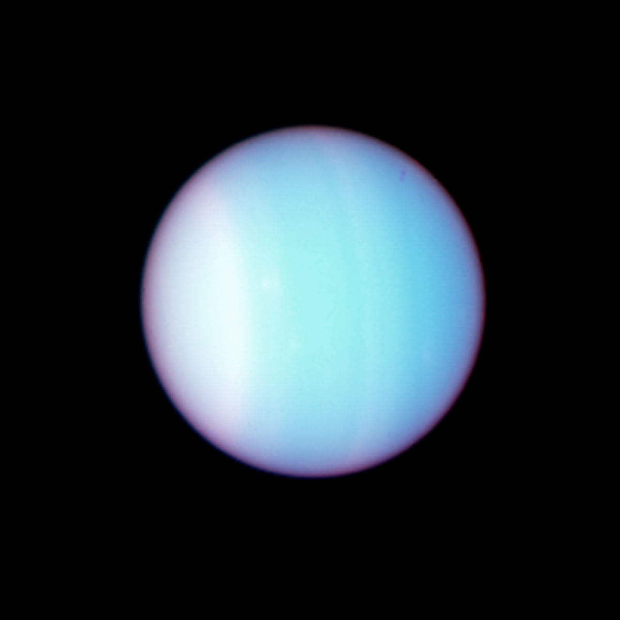 uranus hubble images - HD 1280×1280